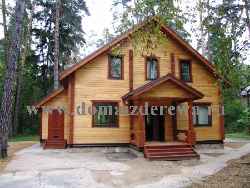 зодчий деревянные дома под ключ фото цены